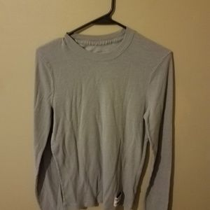 Hollister thermal long sleeved shirt size med